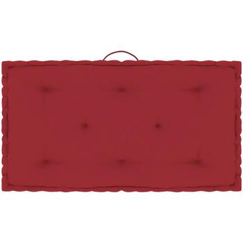 Maison & Déco Coussins Vidaxl Coussin de palette Rouge