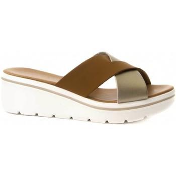 Chaussures Femme Sandales et Nu-pieds Patrizia 70307 LEATHER