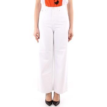 Vêtements Femme Pantalons fluides / Sarouels Roy Rogers P21RND091P3211755 BLANC