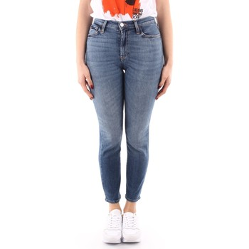 Vêtements Femme Jeans skinny Roy Rogers P21RND207D4221695 BLEU