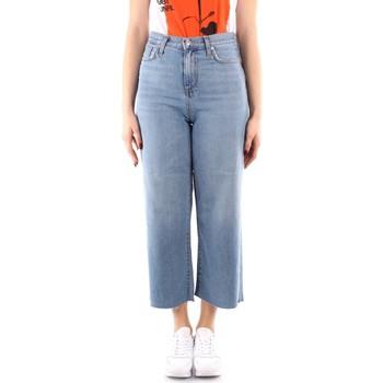 Vêtements Femme Jeans droit Roy Rogers P21RND043D4271707 BLEU