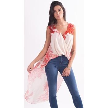 Vêtements Femme Chemises / Chemisiers Love To Love L17091 Incolore