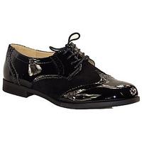 Chaussures Femme Derbies Cink-me DM633-7 NOIR