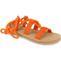 Chaussures Femme Sandales et Nu-pieds Milaya 2R50 Naranja