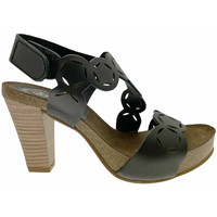 Chaussures Femme Sandales et Nu-pieds Calzaturificio Loren LOJ0846ne nero