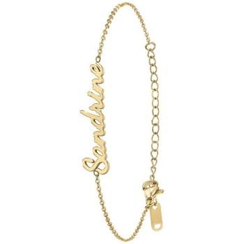 Montres & Bijoux Femme Bracelets Sc Crystal B2694-DORE-SANDRINE Doré