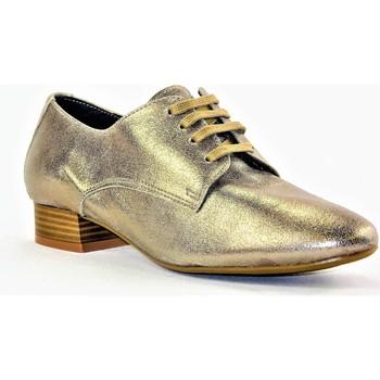 Chaussures Femme Derbies Maria Jaen 8079 BRONZE