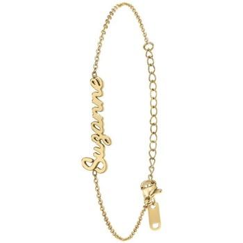 Montres & Bijoux Femme Bracelets Sc Crystal B2694-DORE-SUZANNE Doré