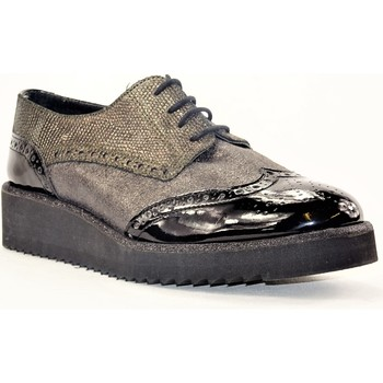 Chaussures Femme Derbies We Do CO22003 NOIR ANTHRACITE
