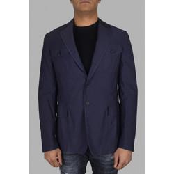 Vêtements Homme Vestes / Blazers Prada Veste Bleu