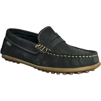 Chaussures Fille Mocassins Aster MOCADI Marine