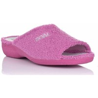 Chaussures Femme Chaussons Roal 755 Rosa