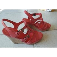 Chaussures Femme Sandales et Nu-pieds Cable talon compensé Rose