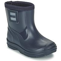 Chaussures Garçon Bottes de pluie BOSS MELODY Marine