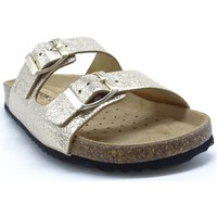 Chaussures Femme Mules Geox D BRIONIA D15LSA OR