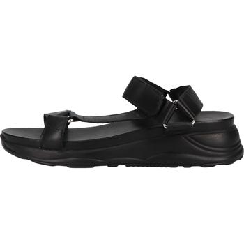 Chaussures Femme Sandales et Nu-pieds Ilc Sandales Schwarz