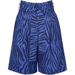 Vêtements Femme Shorts / Bermudas Lisca Short estival Lima Bleu