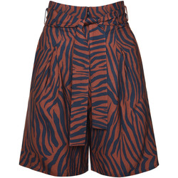 Vêtements Femme Shorts / Bermudas Lisca Short estival Lima Marron