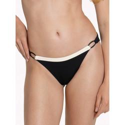 Vêtements Femme Maillots de bain séparables Lisca Bas maillot slip de bain brésilien Guaraja noir Noir