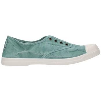 Chaussures Femme Ballerines / babies Natural World 102E  689 Mujer Verde vert