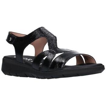 Chaussures Femme Sandales et Nu-pieds Giorda 22868 CHAROL NEGRO Mujer Negro noir