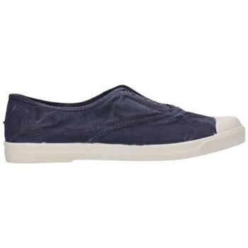 Chaussures Homme Espadrilles Natural World 3102E 677 Hombre Azul marino bleu