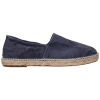 Chaussures Homme Espadrilles Natural World 325E 677 Hombre Azul marino bleu