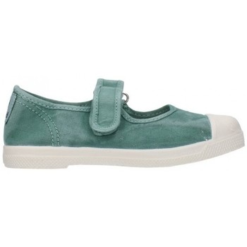 Chaussures Fille Baskets mode Natural World 476E 689 Niña Verde vert