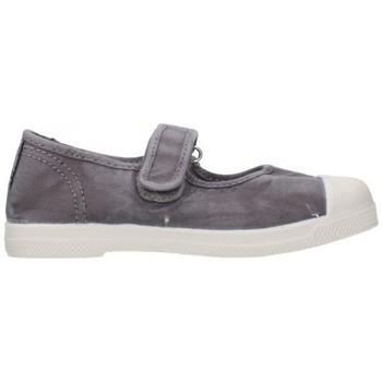 Chaussures Fille Baskets mode Natural World 476E 623 Niña Gris gris