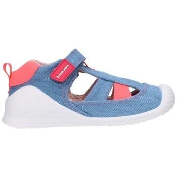 Chaussures Garçon Sandales et Nu-pieds Biomecanics 212215 Niño Jeans bleu