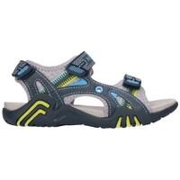 Chaussures Garçon Tongs Pablosky 963740 Niño Gris gris