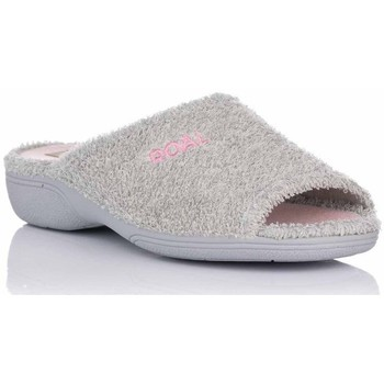 Chaussures Femme Chaussons Roal 755 Gris