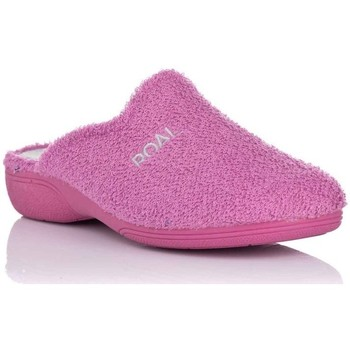 Chaussures Femme Chaussons Roal 754 Rosa