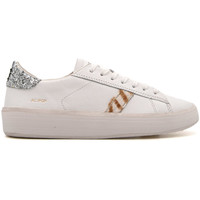 Chaussures Femme Baskets basses Date AC-PO-GS BIANCO
