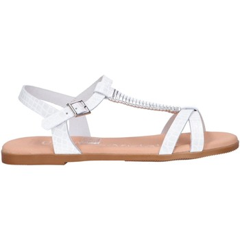 Chaussures Fille Sandales et Nu-pieds Oh My Sandals 4906-HY1CO Blanco