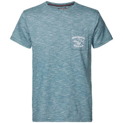 Vêtements Homme T-shirts manches courtes Petrol Industries TSR679 6135 SWAMP GREEN Vert