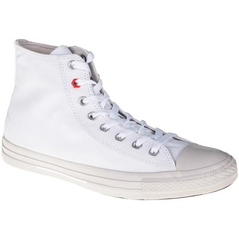 Chaussures Baskets montantes Converse Chuck Taylor All Star High Top Blanc