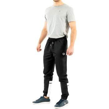 Vêtements Homme Pantalons de survêtement Sergio Tacchini almond 560-blk-wht noir