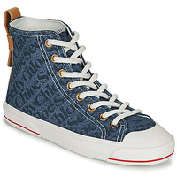 Chaussures Femme Baskets montantes See by Chloé ARYANA Bleu