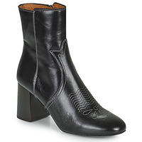 Chaussures Femme Bottines See by Chloé LIZZI Noir