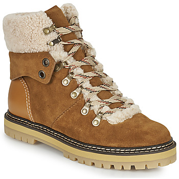 Chaussures Femme Bottes de neige See by Chloé EILEEN Camel