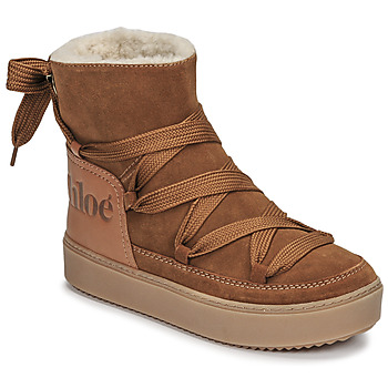 Chaussures Femme Bottes de neige See by Chloé CHARLEE Camel