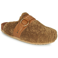 Chaussures Femme Mules See by Chloé GEMA Camel