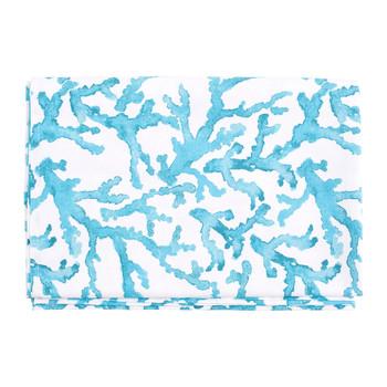 Maison & Déco Nappe Côté Table ESTRAN Turquoise