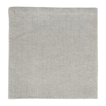 Maison & Déco Serviettes de table Côté Table VIALACTEA Gris