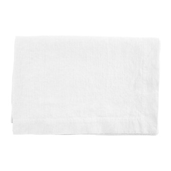 Maison & Déco Nappe Côté Table BASIC Blanc