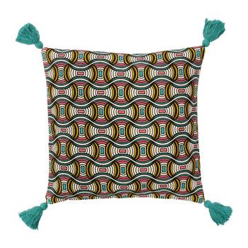 Maison & Déco Housses de coussins Sema AFRIC-VIB Bleu