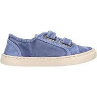 Chaussures Garçon Baskets basses Natural World - Sneaker blu 6471E-690 BLU