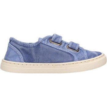 Chaussures enfant Natural World - Sneaker blu 6471E-690