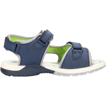 Chaussures Garçon Sandales et Nu-pieds Docksteps - Sandalo blu ENJOY1 BLU
